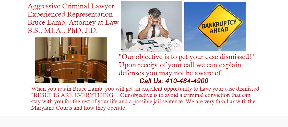 Bankruptcy lawyer maryland